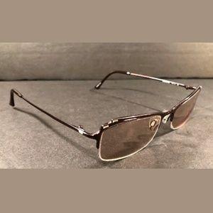0567d7f95e Via Spiga Serena 560 Chestnut Brown Eyeglasses
